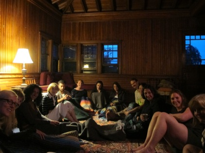 evening gathering